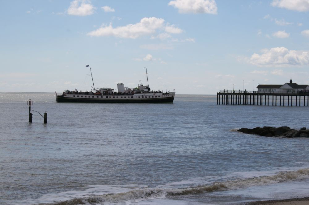 Balmoral arrives July 11th 2012